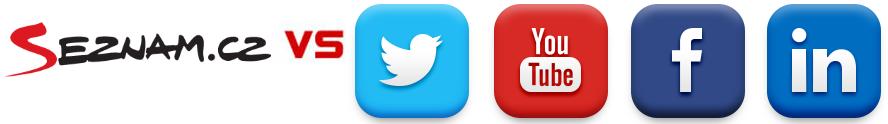 Mini infografika: Seznam a indexace sociálních sítí