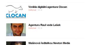 TZ Clocan Mediar.cz