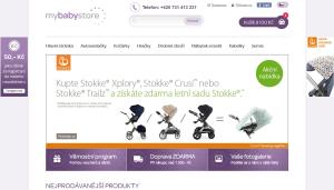 Kočárky Bugaboo MyBabyStore
